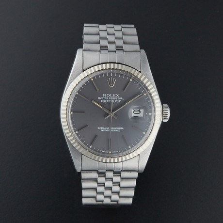 Rolex Datejust Automatic // 1601 // 110083 // Pre-Owned
