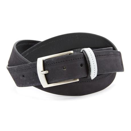 Altamura Classic Belt // Black