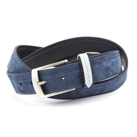 Altamura Classic Belt // Blue