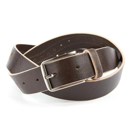 Caserta Belt // Brown