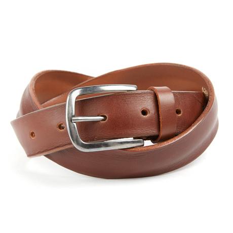 Matera Belt // Brown