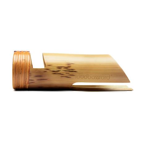 Bamboo Amplifier // Natural