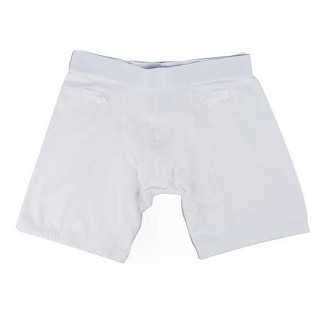 Frigo // Modal Boxer Brief // White