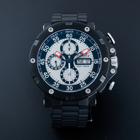 Formex FT900 Fast Track Chronograph Automatic // 900.1.8044
