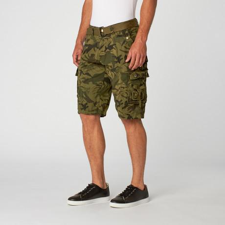 Cargo Short // Camouflage