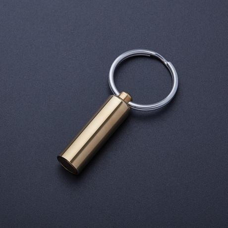 Mini Cash Can // Brass