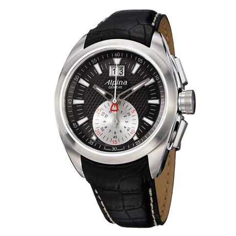 Alpina Club Chronograph Quartz // AL-353BS4RC6
