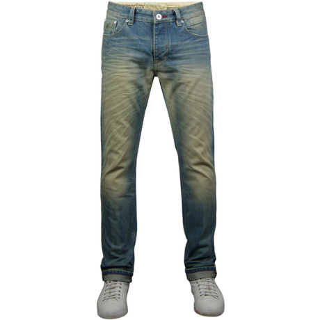 Liam Slim-Fit Jean // Faded Denim