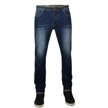 Lucas Slim-Fit Jean // Dark Wash