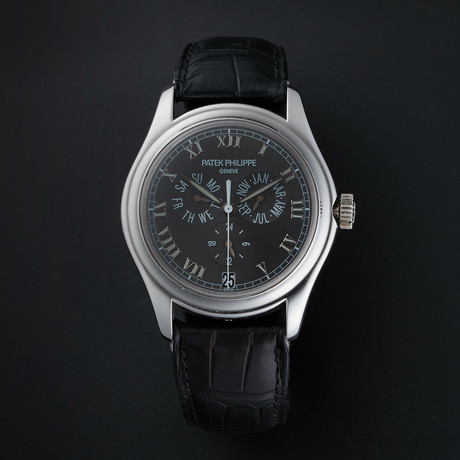 Patek Philippe Annual Calendar Automatic // 5035P // Pre-Owned