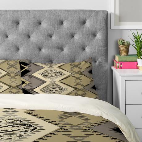 Marker Southwest Night Pillow Case // Set of 2