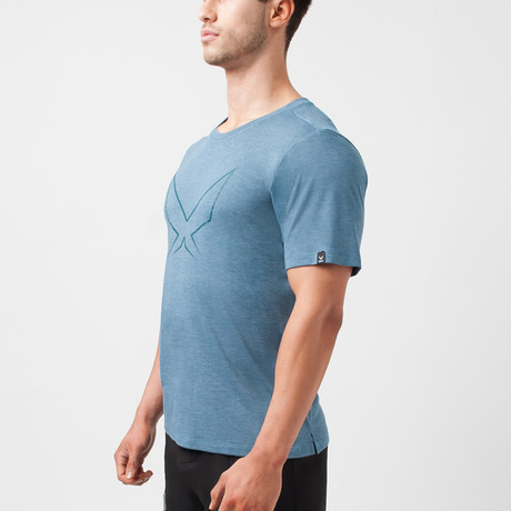 Icon T-Shirt // Teal