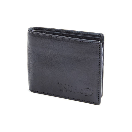 BI-Fold Wallet // Black
