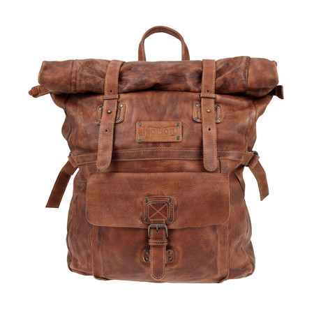 Backpack // Tan