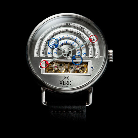 Xeric Halograph Automatic // Limited Edition // HLG-3016