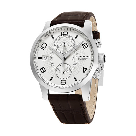 Montblanc Timewalker TwinFly Chronograph Automatic // 109134