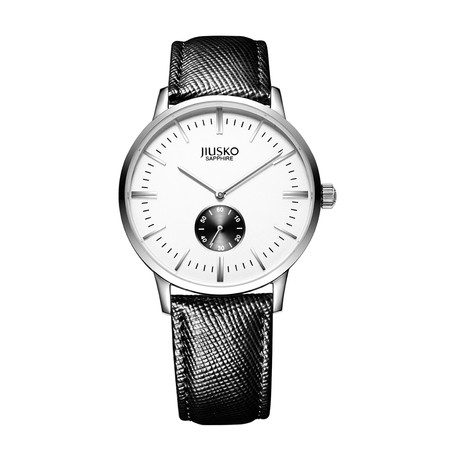 JIUSKO Clean Leather Quartz // 279LS0102