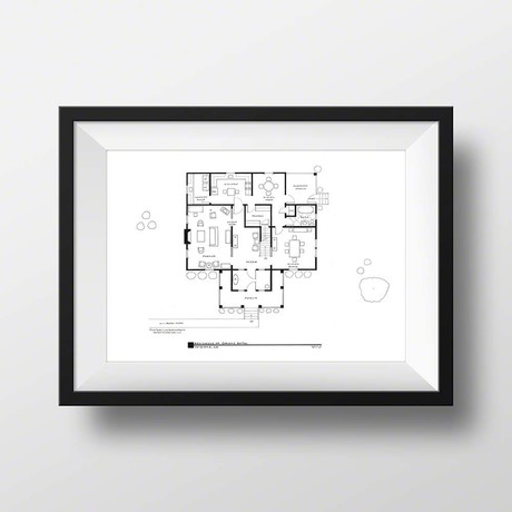 Fantasy floorplans tv show sets touch of modern for Norman bates house floor plan