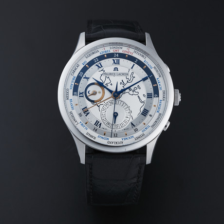 Maurice Lacroix World Timer Tradition Automatic // MP6008-SS001-111