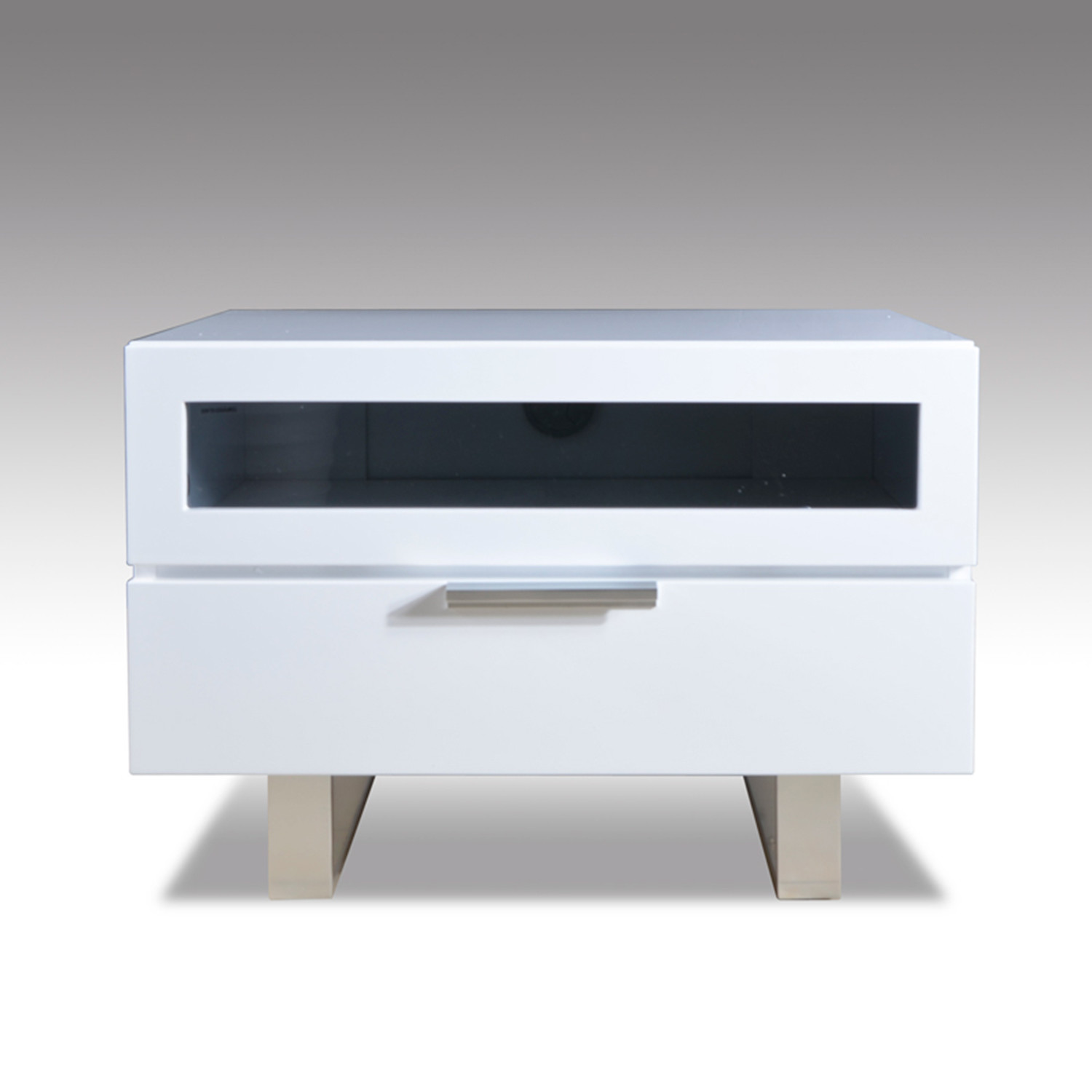 Modrest Dylan Modern Nightstand White Vig Furniture