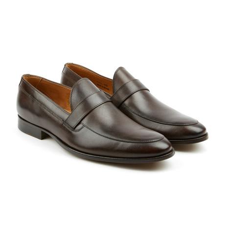 Flush Slip On Loafers // Brown (US: 7)