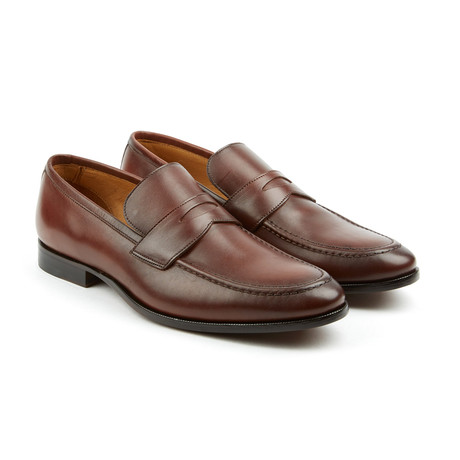 Rush Dress Loafers // Cognac (US: 7)