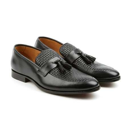 The Ace Casual Loafers // Black (US: 7)