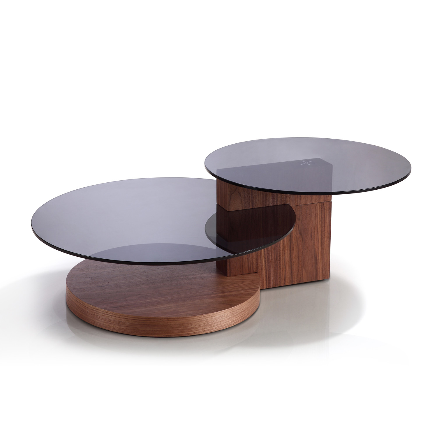Club collection coffee table casabianca furniture touch of modern Collectors coffee table