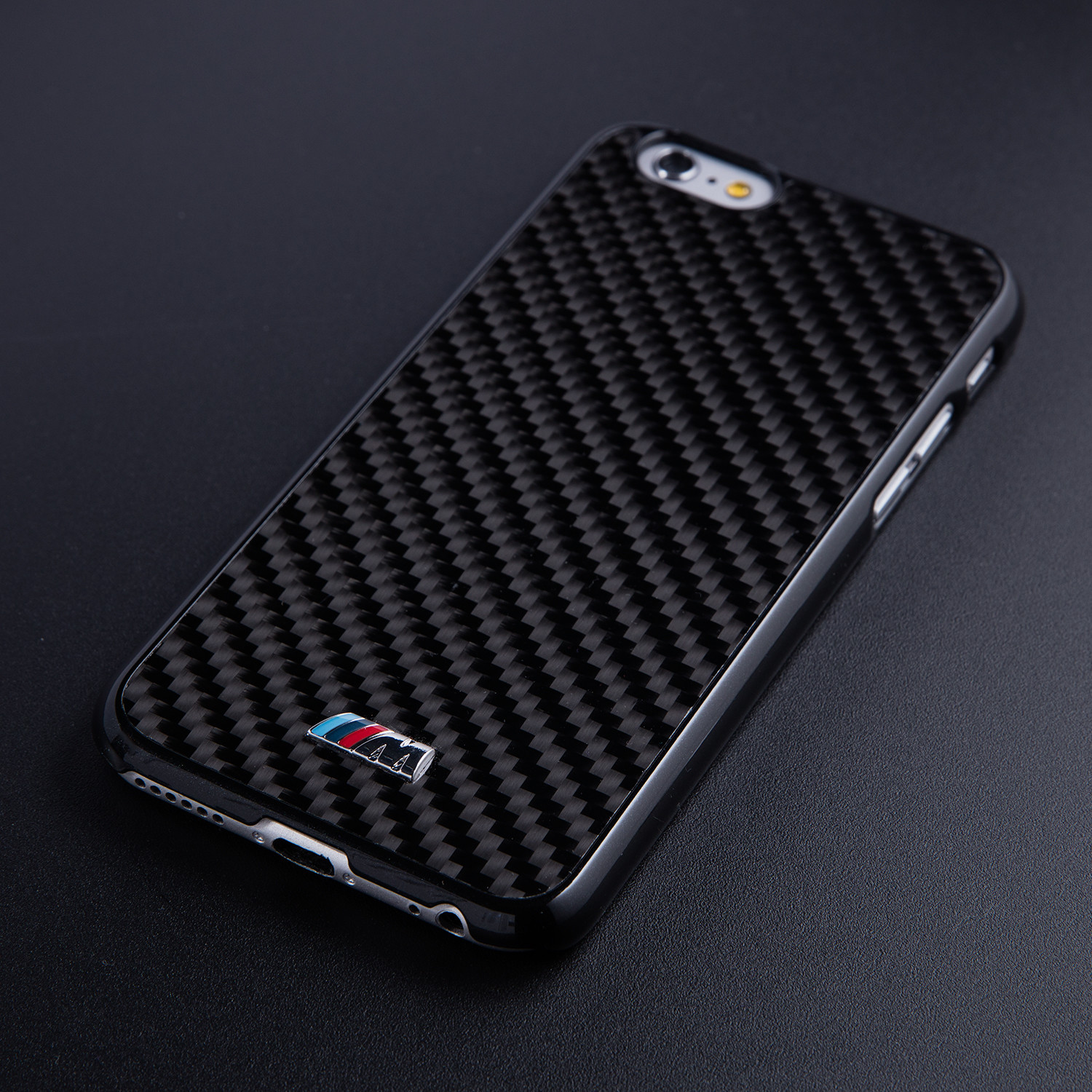 save off 43084 c656d Masters Club // BMW Hard Case // Carbon Fiber (iPhone 6 Plus/6S Plus ...