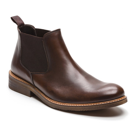 Corso Chelsea Boot // Brown