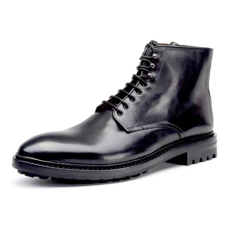 Woolf Boot // Black