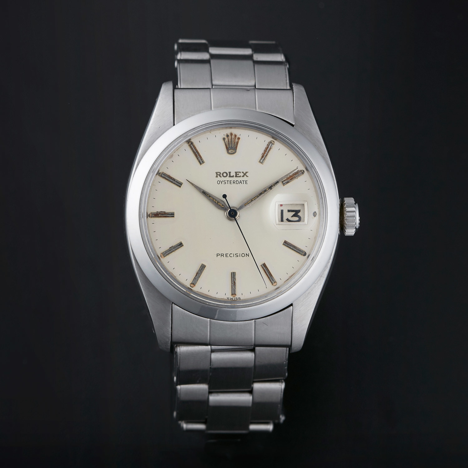 sales rolex wind watches pre large owned majestic manual oysterdate