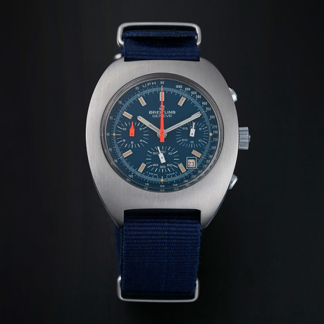 Breitling Long Playing Chronograph Manual Wind // 7103.3 // Pre-Owned
