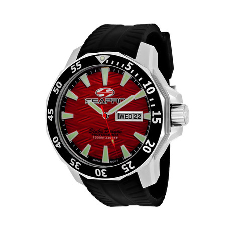 Seapro Scuba Dragon Diver Quartz // Limited Edition // SP8317