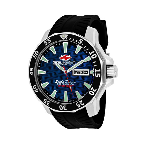 Seapro Scuba Dragon Diver Quartz // Limited Edition // SP8316