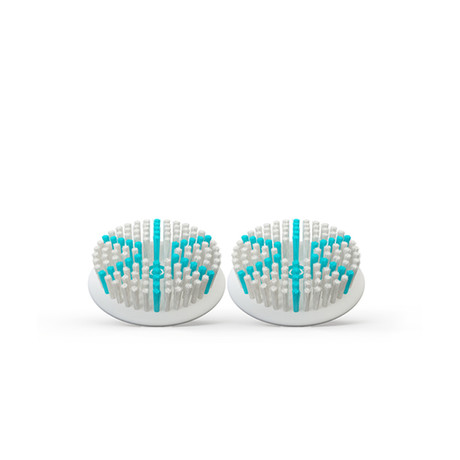 Aura Clean Facial Brush Daily Care Replacements // Set of 2