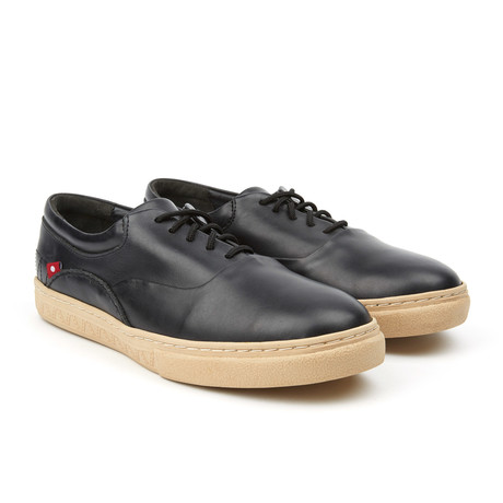 Zabilo Low-Top Sneaker // Black