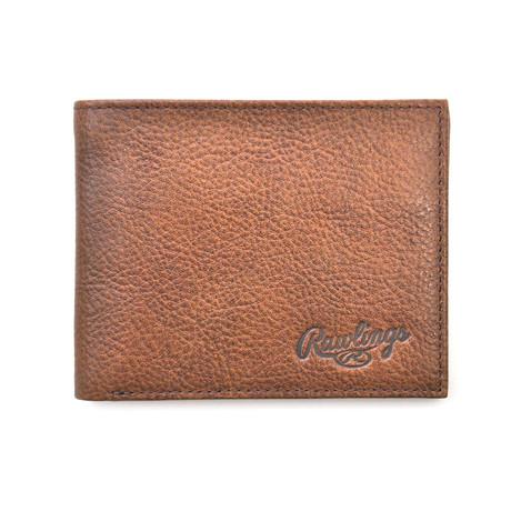 Triple Play Bifold Wallet