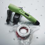 Scribbler 3D Pen V3 // Green