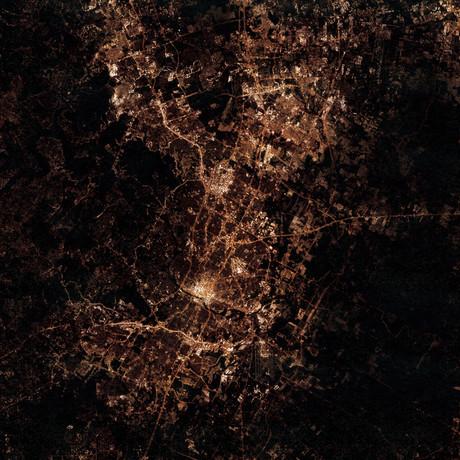 Austin, TX at Night