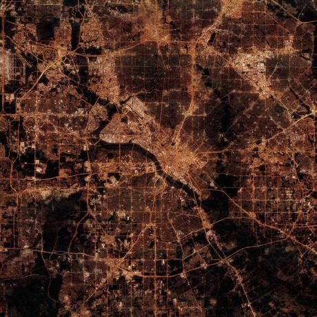 Dallas, TX at Night