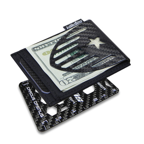 Billetus // Mericus Wallet Kit
