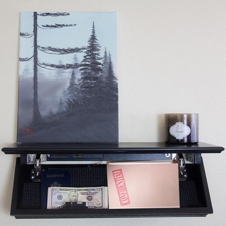 Quick Shelf // Black