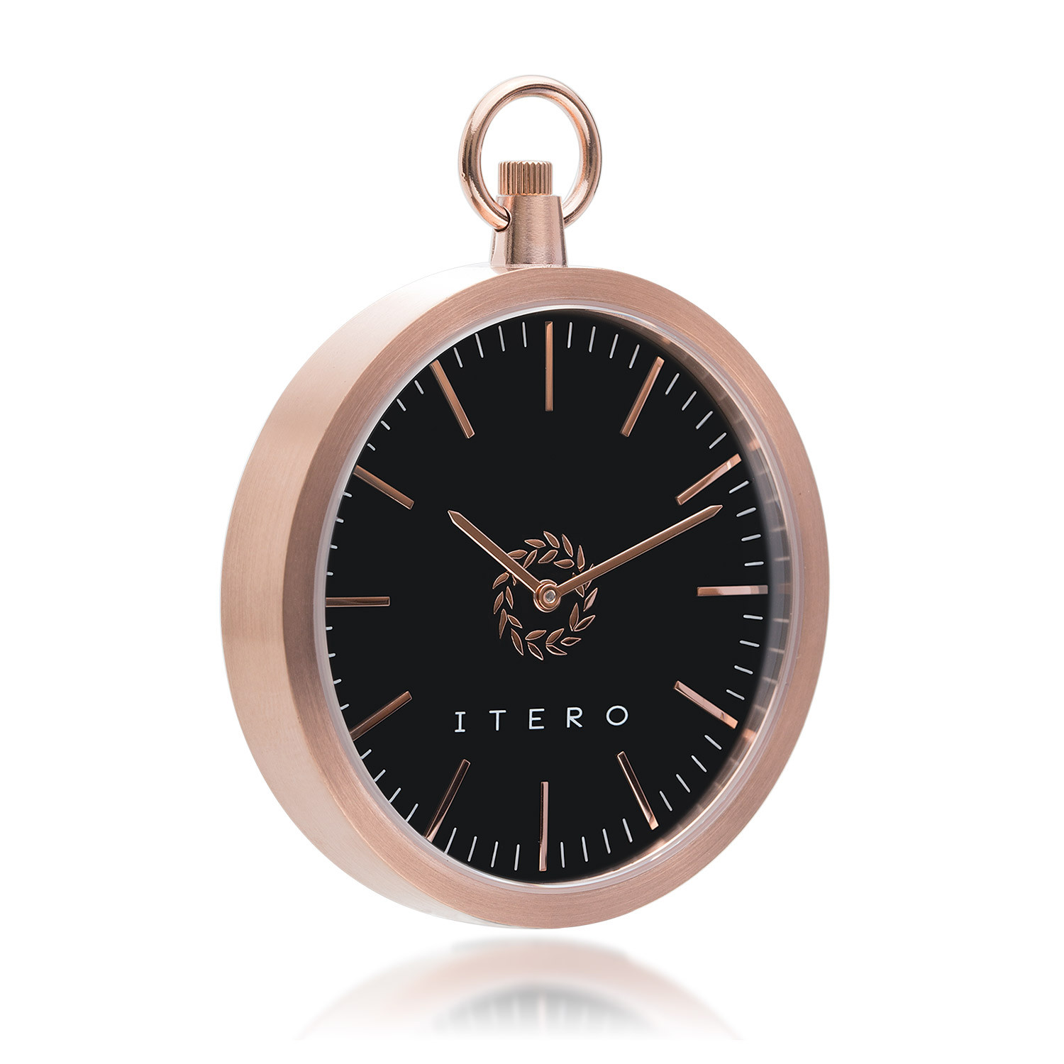 Pocket watch quartz midnight rose itero touch of modern for What is touchofmodern