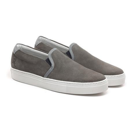 Casual  Slip-On Sneaker // Grey