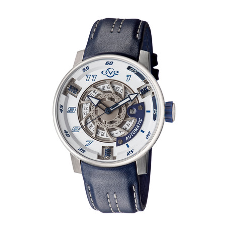 GV2 Motorcycle Sport Swiss Automatic // 1301