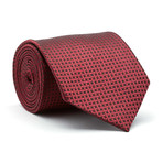 Hand Made Tie // Maroon
