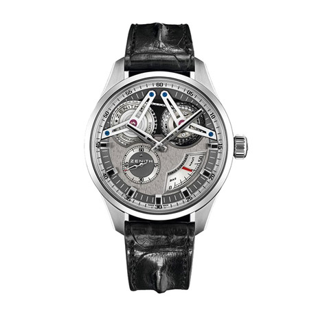 Zenith Academy Georges Favre-Jacot Manual Wind // Limited Edition // 95.2260.4810/21.C759 // New