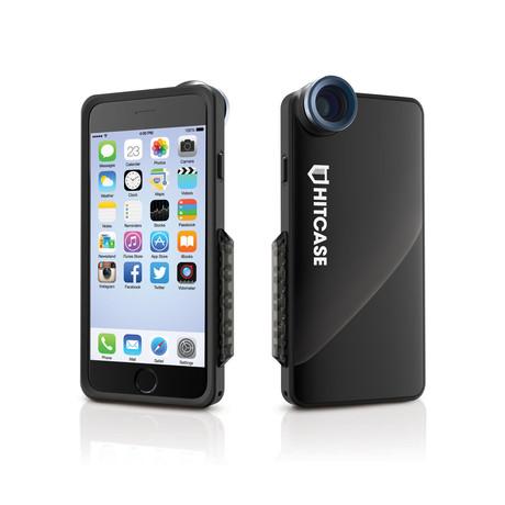 Hitcase Snap Case // Black (iPhone 6/6S Plus)