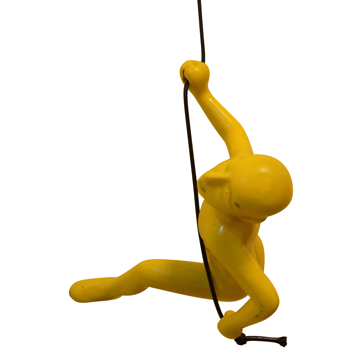 Climbing Man // Position 1 (Silver) - Wall Climbers - Touch of Modern